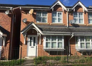 Thumbnail 3 bed semi-detached house for sale in Stephen Oake Close, Cheetwood, Manchester, Greater Manchester