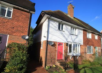 Thumbnail 4 bed semi-detached house for sale in Rammell Mews, Cranbrook, Kent