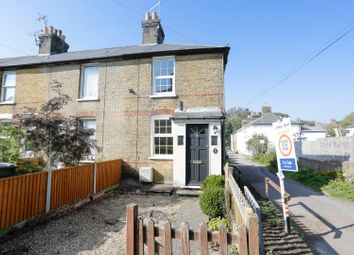 Thumbnail 2 bedroom end terrace house for sale in Mayers Road, Walmer, Deal