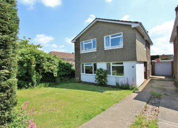 Thumbnail 4 bedroom detached house for sale in Chapmans Way, Over, Cambridge