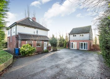 Thumbnail 3 bed detached house for sale in Stone Lane, Woodhouse, Sheffield