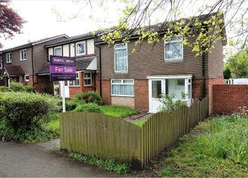 Thumbnail 4 bedroom end terrace house for sale in Langley Road, Merry Hill, Wolverhampton