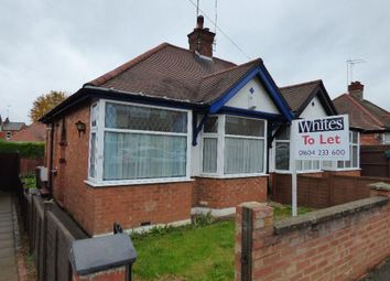 Thumbnail 2 bedroom bungalow to rent in Ruskin Road, Kingsthorpe, Northampton