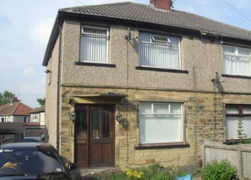 Thumbnail 3 bed semi-detached house to rent in Hudson Crescent, Great Horton