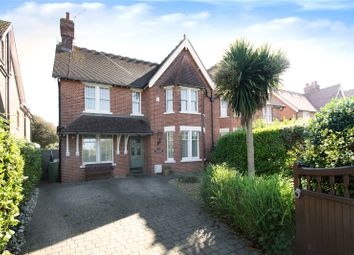 Thumbnail 4 bed semi-detached house for sale in Broadmark Lane, Rustington, Littlehampton
