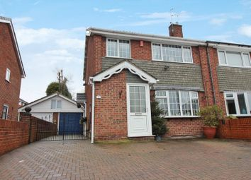 Thumbnail 3 bed semi-detached house for sale in Newchapel Road, Kidsgrove, Stoke-On-Trent