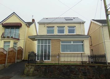 Thumbnail 4 bed detached house for sale in Trallwm Road, Llanelli
