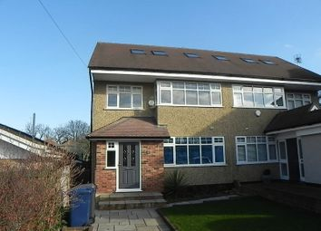 Thumbnail 4 bed property to rent in Cavendish Road, Barnet
