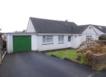 Thumbnail 4 bed detached bungalow to rent in Redmoor Close, Tavistock