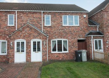 Thumbnail 3 bed town house for sale in Oaktree Meadow, Horncastle, Lincolnshire
