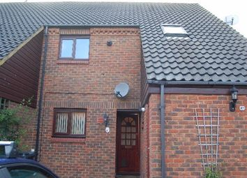 Thumbnail 1 bed maisonette to rent in Richard Stagg Close, St.Albans