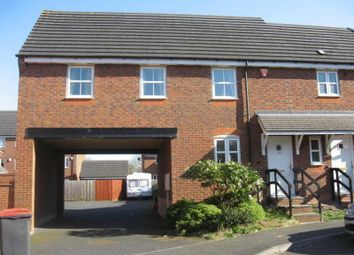 Thumbnail 2 bed property to rent in The Saplings, Madeley, Telford