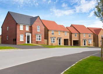 Thumbnail 4 bed detached house for sale in Oaklands, Ackworth Road, Pontefract