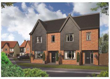Thumbnail 4 bed semi-detached house for sale in Plot 15, Fuller's Place, Mendham Lane, Harleston