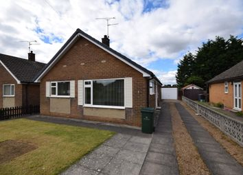 Thumbnail 2 bed detached bungalow to rent in Ennis Crescent, Doncaster