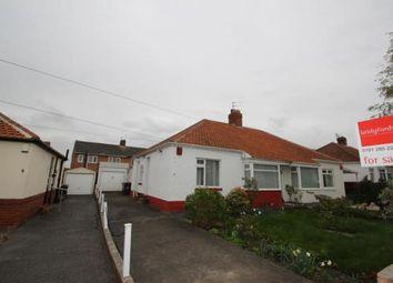 Thumbnail 2 bed bungalow for sale in West View, Wideopen, Newcastle Upon Tyne, Tyne And Wear