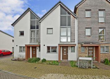 Thumbnail 2 bedroom terraced house for sale in Stones Avenue, Dartford, Kent