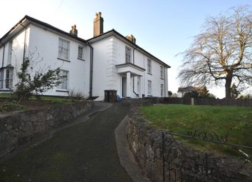 Thumbnail 2 bed flat to rent in Plymouth Road, Totnes