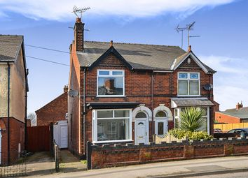 Thumbnail 3 bedroom semi-detached house for sale in Priestsic Road, Sutton-In-Ashfield
