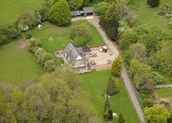 Thumbnail 4 bed equestrian property for sale in Knatts Valley Road, Knatts Valley, Sevenoaks