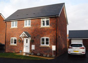 Thumbnail 3 bed detached house for sale in Cheviot Drive, Kingstone, Hereford