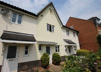 Thumbnail 2 bed terraced house for sale in Wilkinson Drive, Grange Farm, Kesgrave, Ipswich