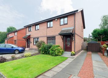 Thumbnail 3 bed semi-detached house for sale in Fisher Drive, Paisley