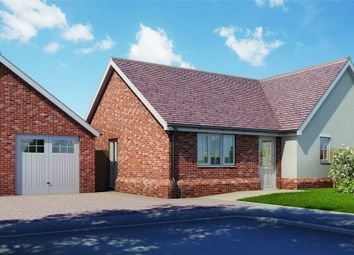 Thumbnail 3 bed detached bungalow for sale in Plot 7 'old Stables', Walton Road, Kirby-Le-Soken, Frinton-On-Sea, Essex