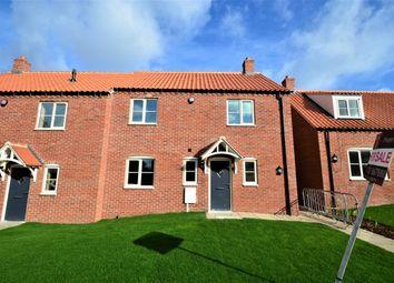Thumbnail 2 bed semi-detached house for sale in Plot 4 Wesleyan Court, Chapel Lane, Everton