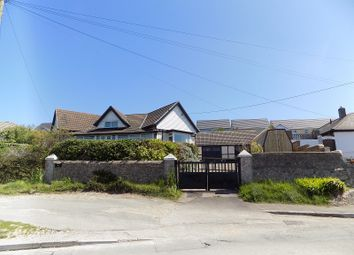 Thumbnail 4 bed detached bungalow for sale in Main Road, Ogmore-By-Sea, Bridgend.