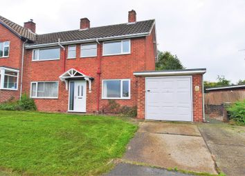 Thumbnail 4 bed semi-detached house for sale in Peak View Road, Chesterfield