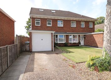Thumbnail 4 bedroom semi-detached house for sale in Balaclava Road, Southampton