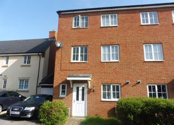 Thumbnail 5 bed end terrace house for sale in Downing Close, Bletchley, Milton Keynes