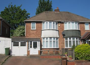 Thumbnail 3 bed property for sale in Springfield Crescent, Solihull
