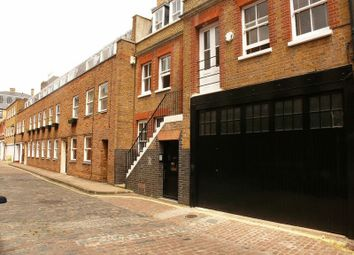 Thumbnail 3 bed flat to rent in Weymouth Mews, 7DX, Marylebone