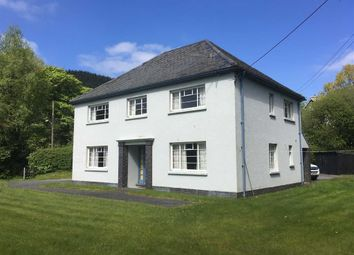 Thumbnail 5 bed detached house for sale in Aberangell, Machynlleth, Powys