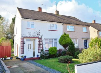 Thumbnail 2 bed semi-detached house for sale in Chorley Wood Crescent, Orpington
