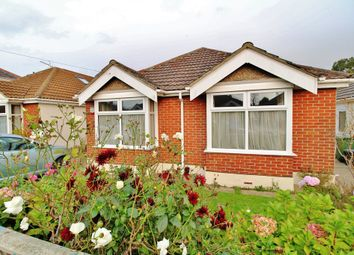 Thumbnail 3 bedroom detached bungalow for sale in Homefield Road, Drayton, Portsmouth