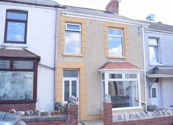 Thumbnail 3 bed terraced house for sale in Cecil Street, Manselton, Manselton Swansea