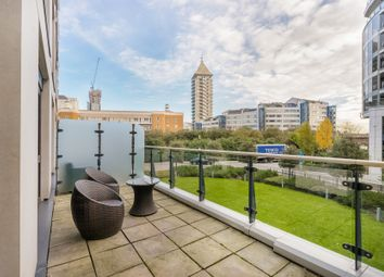 Thumbnail 1 bed flat for sale in Octavia House, Imperial Wharf, Fulham