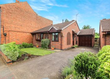 Thumbnail 2 bed bungalow for sale in New Street, Queniborough, Leicester, Leicestershire