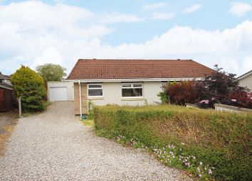 Thumbnail 2 bed semi-detached bungalow for sale in 10 Scorguie Drive, Scorguie, Inverness, Highland.