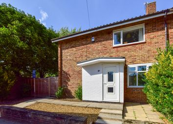 Thumbnail 3 bed end terrace house for sale in Robin Close, Crawley