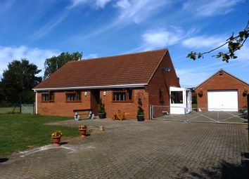 Thumbnail 3 bed bungalow for sale in Little Heath, Gamlingay