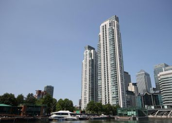 Thumbnail 1 bed property to rent in Pan Peninsula, Canary Wharf