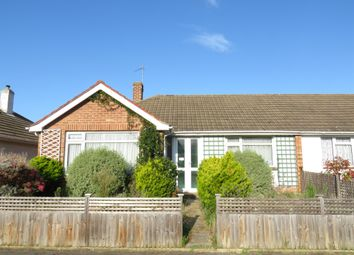 Thumbnail 2 bed semi-detached bungalow for sale in Pepys Close, Southsea