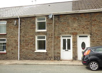 Thumbnail 2 bed terraced house for sale in Fronwen Terrace, Ogmore Vale, Bridgend.