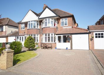Thumbnail 3 bed semi-detached house for sale in Haslucks Croft, Shirley, Solihull