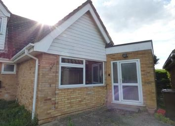 Thumbnail 1 bedroom flat to rent in Coltsfoot Close, Wickhambrook, Newmarket