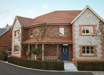 Thumbnail 3 bed semi-detached house for sale in Long Copse Lane, Westbourne, Emsworth